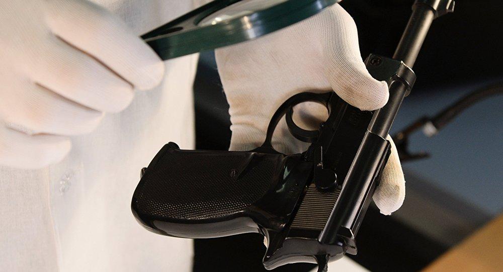 оценка оружия в г. Санкт Петербурге